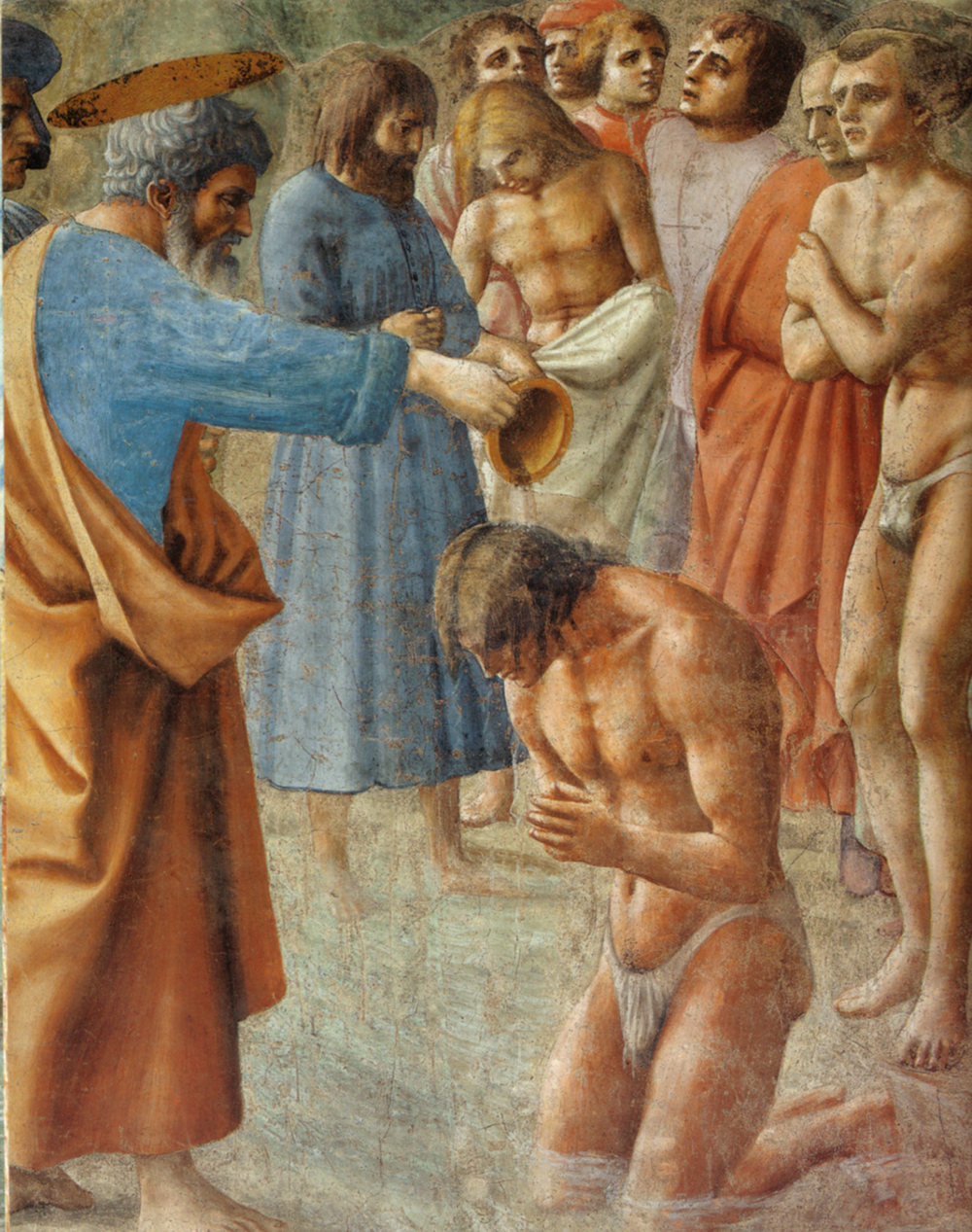 was baptism instituted before or after jesus u0027 death and