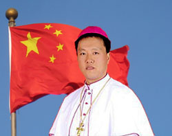 Bishop_Joseph_Guo_Jincai_Chinese_flag_CNA_World_Catholic_News_11_22_10