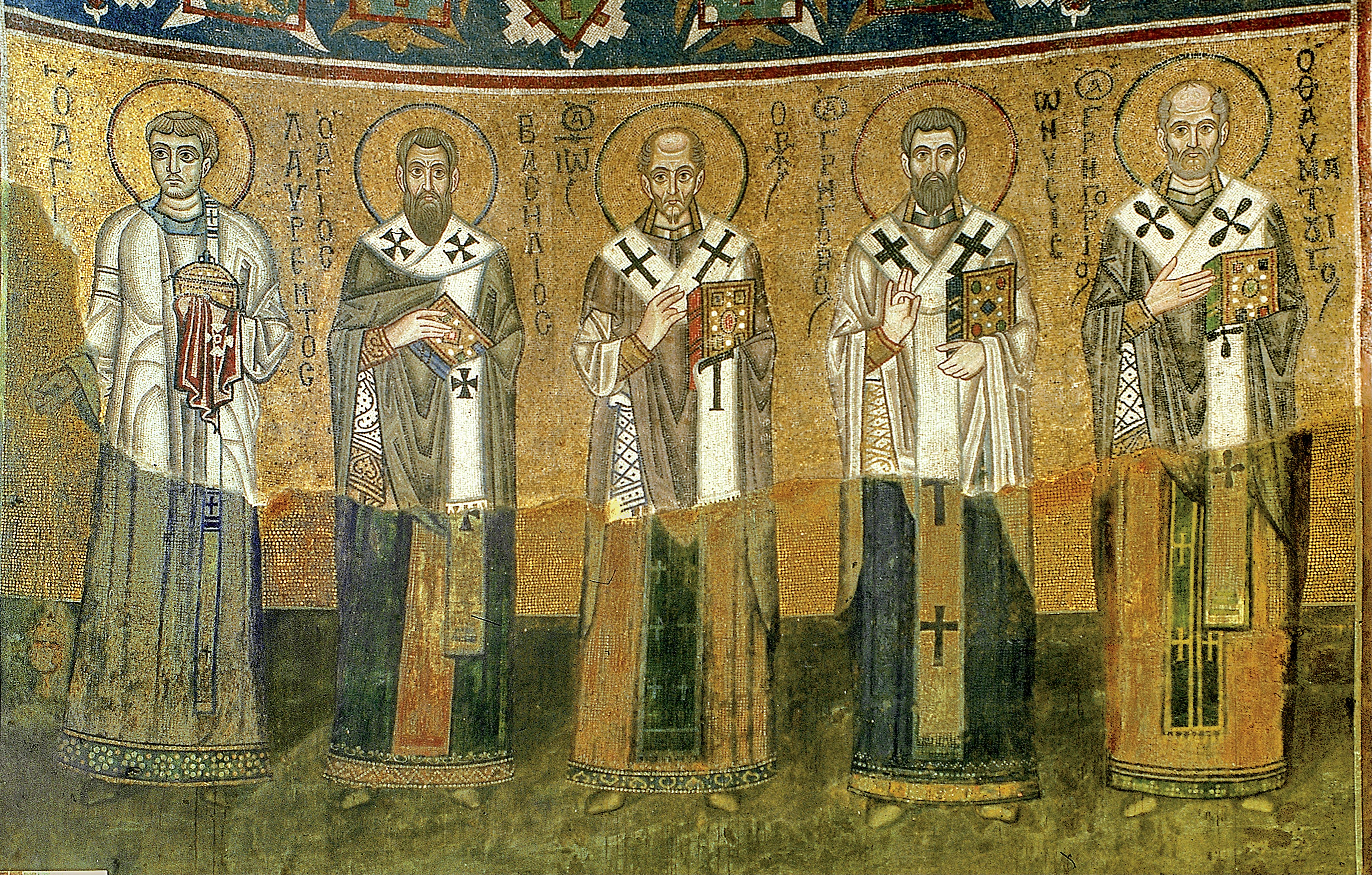 church fathers Scripture and church fathers alike have been interpreted in wildly diverging ways  (the progressive catholic magazine commonweal has a fine detailed rundown.