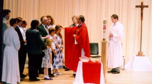 Entering the Church 1994