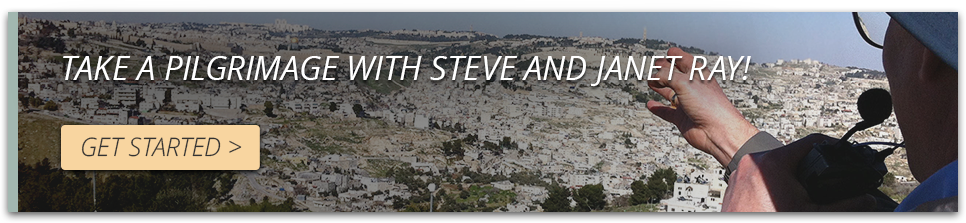 Take a Pilgrimage with Steve and Janet Ray!