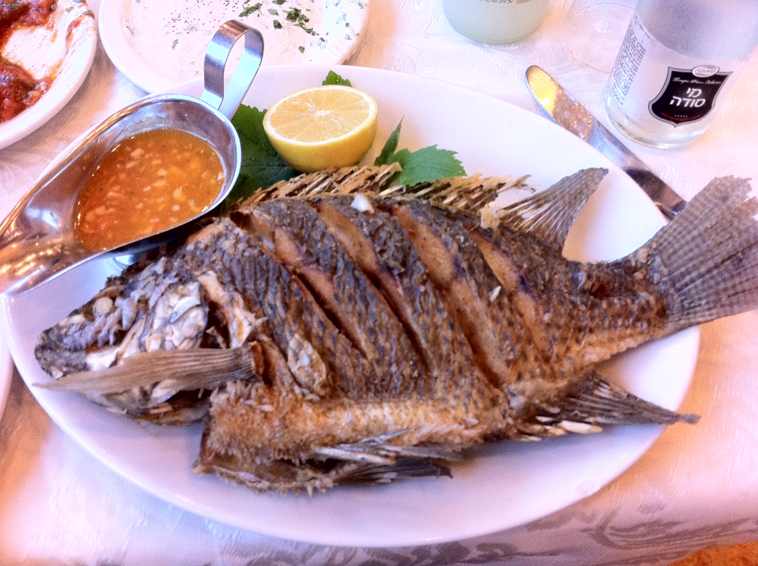 St Peters Fisch