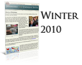 Winter 2010 Newsletter Thumb
